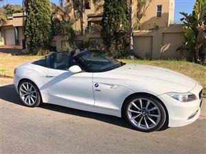 2012 BMW Z4 roadster Z4 sDRIVE 20i A/T