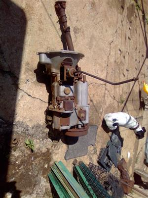 Land Rover SERIES 2A GEARBOX forsale