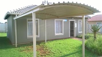 Purchase a House in this quite and well sought after area - Sky City(Alberton)