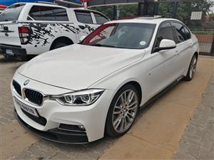 2017 BMW 3 Series 320i M Performance Edition auto