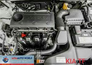 Imported used KIA OPTIMA/SHUMA/2.0L TF engine Complete