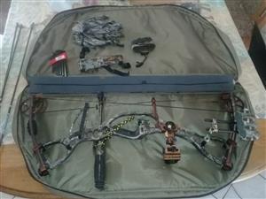 Hoyt crx 32 compound bow