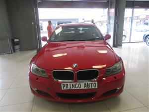 2009 BMW 3 Series 320i M Sport auto