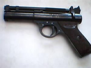 Air pistol Webley Premier