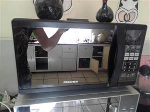 Hisense Microwave
