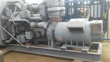 Generators For Sale  New & 2ND Hand