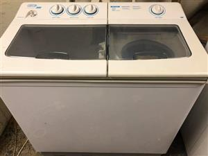 Washing Machine - Defy 8kg Twin Tub - Excellent - Guarantee - Delivery Arranged