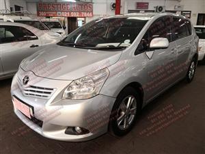 2009 Toyota Verso 1.6 SX