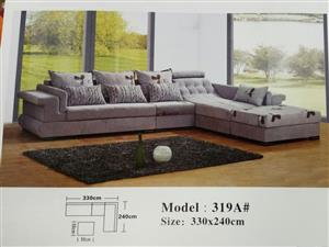 LOUNGE SUITE SOFA SET 319