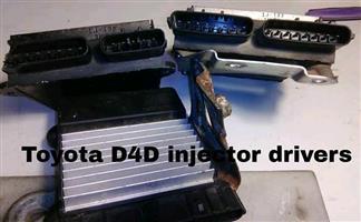 injector inverter toyota d4d