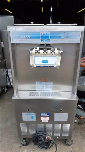 3-phase fully functional Taylor C606 ice cream machine
