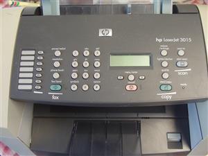 HP Laserjet 3015 Printer / Fax / Scanner