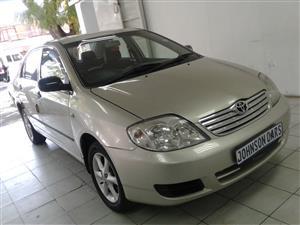 2007 Toyota Corolla 140i GLE