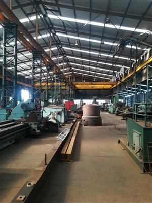 Heavy engineering business for sale