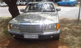 1982 Mercedes Benz 280SE