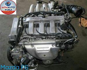 Imported used MAZDA 626/CAPELLA 2.0L TELSTAR COIL,FS coil engine Complete