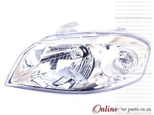 Chevrolet Aveo 1.6 Sedan Left Hand Side Headlamp Headlight 2007-2011