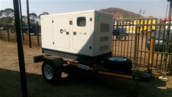 White Perkins GKL-50 Pre-Owned Generator