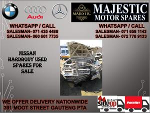 Nissan Hardbody used spares for sale