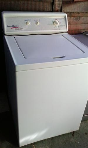 Speedqueen toploader washing machine