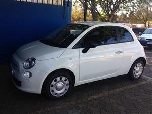 2011 Fiat 500 1.2 Pop