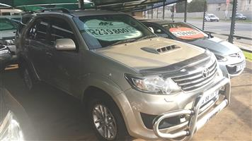 2014 Toyota Fortuner 3.0D 4D 4x4