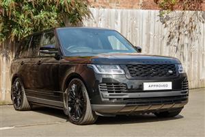 2019 Land Rover Range Rover RANGE ROVER 4.4 SD V8 VOGUE SE