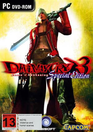 PC GAME: Devil May Cry – Special Edition