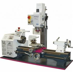 combination bench lathe milling & drilling machines