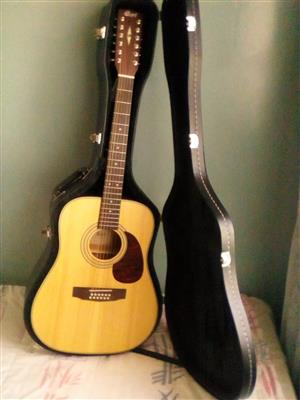 Cort 12 String Electric Guitar for sale