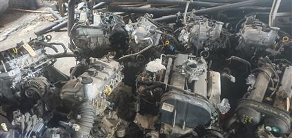 FORD AND MAZDA CAR ENGINES