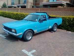 1982 Ford Cortina