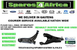 RENAULT DUSTER LOWER CONTROL ARM FOR SALE