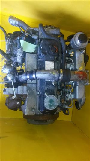 NISSAN- TD27 TURBO (ELEC PUMP)(ENGINE)