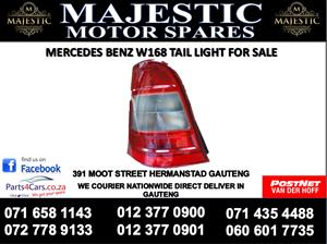 Mercedes benz w168 tail lights for sale