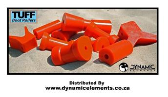 TUFF Boat Trailer Rollers