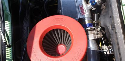 Vw 16v ABF Turbo engine and gearbox
