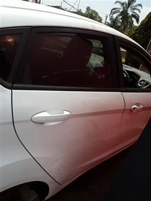 Ford Fiesta Doors