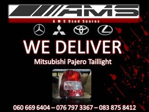 MITSUBISHI PAJERO TAIL LIGHT FOR SALE
