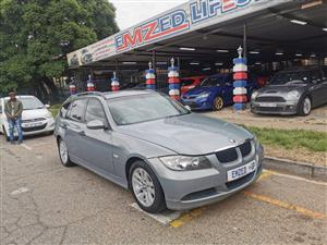 2005 BMW 3 Series 320i Touring