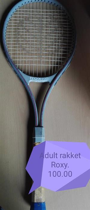 Adult Roxy racket for sale