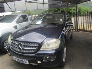 2009 Mercedes Benz ML 350