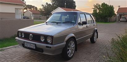 1990 VW Citi CITI 1.