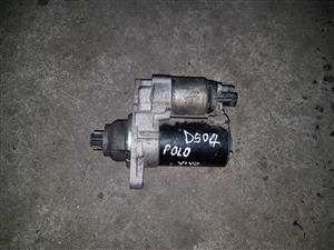 VW Polo Vivo starter for sale.