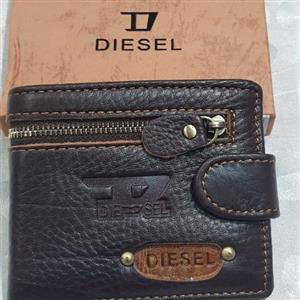 brand name leather wallets