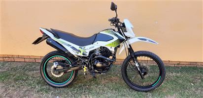 2013 Bashan 125cc