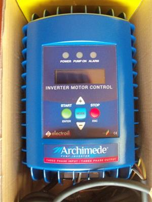 Borehole and generator control boxes