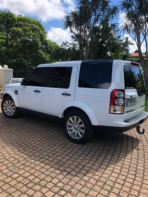 2012 Land Rover Discovery 4 SDV6 HSE Luxury Edition