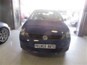 2010 VW Polo Vivo sedan 1.4