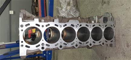 BMW 3.0i (petrol) M54B30 engine block for sale! LAST ONE IN STOCK!